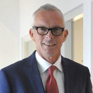 Willem Muetstege, CFO